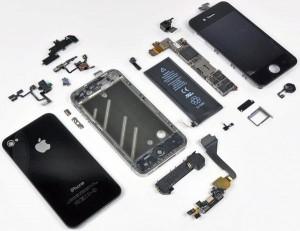 i-phone-smontato