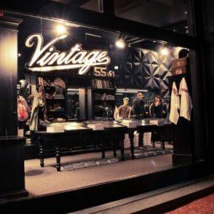 vintage 55 milano store