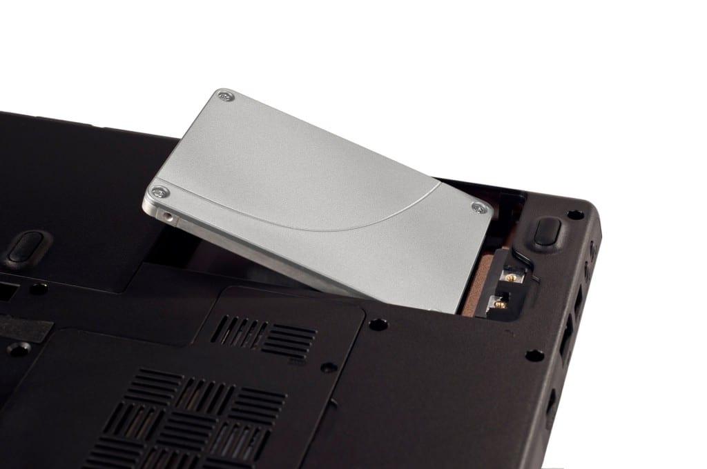 sostituire HDD con SSD