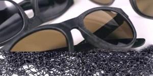 occhiali reti da pesca