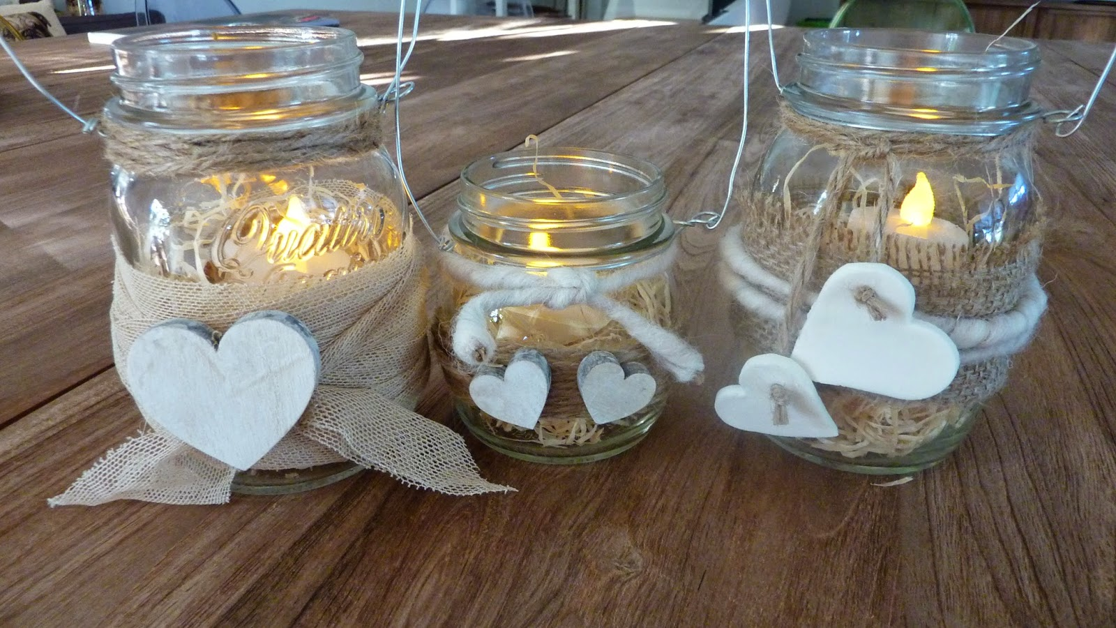 Arredo da giardino idee sostenibili e low cost - Decorare lanterne ...